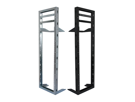 "Open Single 19"" Rack Kabin Serisi"